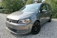 VW Touran 1,6 TDi 105 Comfortline BMT Van
