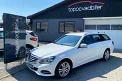 Mercedes E200 2,2 CDi Avantgarde stc. aut.