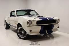 Ford Mustang 4,7 V8 Fastback