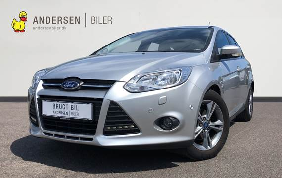 Ford Focus 1,0 SCTi Trend 100HK Stc