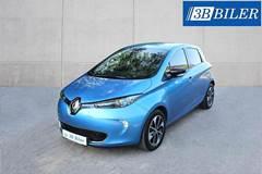 Renault Zoe 41 kWh Intens 109HK 5d Aut.