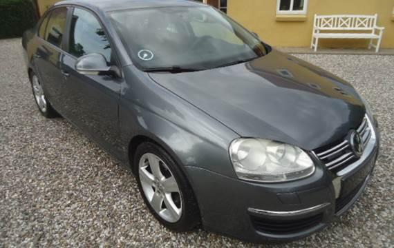 VW Jetta 1,9 Person bil