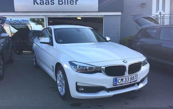 BMW 320d 2,0 Gran Turismo 2,0 D Steptronic 190HK 5d 8g Aut.