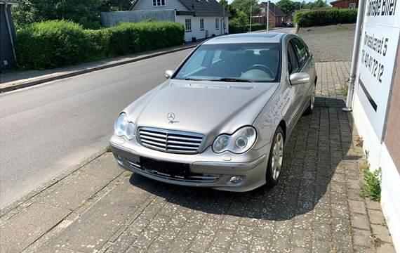 Mercedes C320 3,0 CDi Elegance aut.