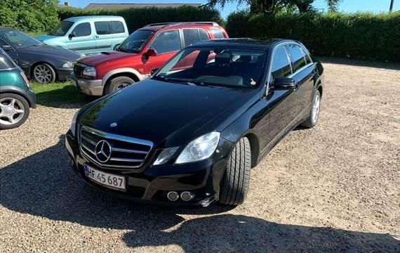 Mercedes E220 2,2 CDi Elegance aut.