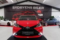Toyota Aygo 1,0 VVT-i x-wave x-shift