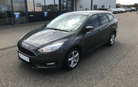Ford Focus 1,5 TDCi 120 Trend stc.