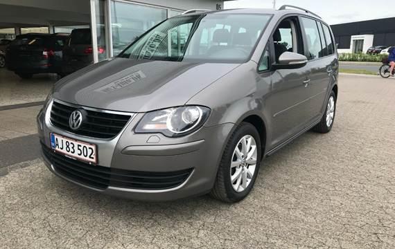 VW Touran 1,9 TDi 105 Freestyle BMT 7prs