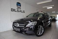 Mercedes C220 2,2 BlueTEC aut.