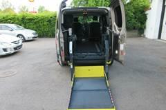 Ford Transit Custom Kombi 320S 2,0 TDCi 130 Ambiente aut.