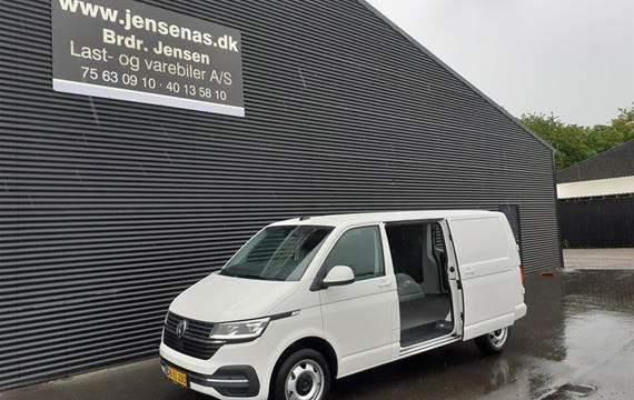 VW Transporter 2,0 2.0 TDI BMT 204 KASSEVOGN LANG DSG
