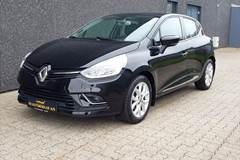 Renault Clio 0,9 Energy TCe Limited 90HK 5d