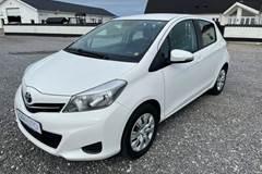 Toyota Yaris 1,3 VVT-i T2 Van