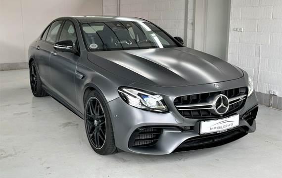Mercedes E63 4,0 AMG S aut. 4Matic+