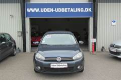VW Golf VI 1,4 TSi 122 Trendline