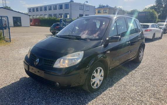 Renault Scenic II 1,6 Authentique Comfort