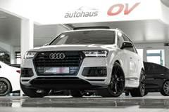 Audi Q7 30*TDI*S-Line*Carbon*3xDvD*ACC*Luft*Pano*7xSi