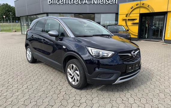 Opel Crossland X 1,2 T Innovation Start/Stop 110HK 5d 6g Aut.