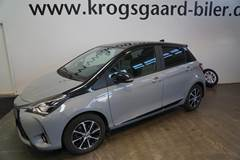 Toyota Yaris Hybrid H2 Premium Smart E-CVT 100HK 5d Trinl. Gear