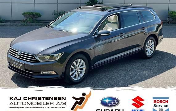 VW Passat 2,0 Variant  TDI SCR Comfortline Premium DSG  Stc 7g Aut.