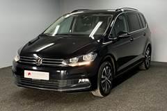 VW Touran 1,6 TDi 115 IQ.Drive DSG 7prs