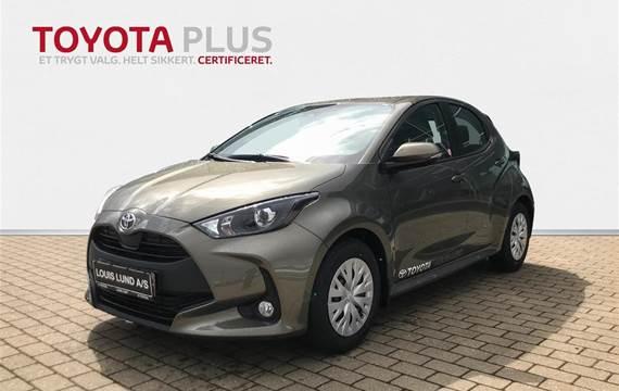 Toyota Yaris 1,0 VVT-I T3  5d