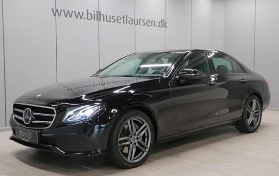 Mercedes E350 d 3,0 Avantgarde aut.
