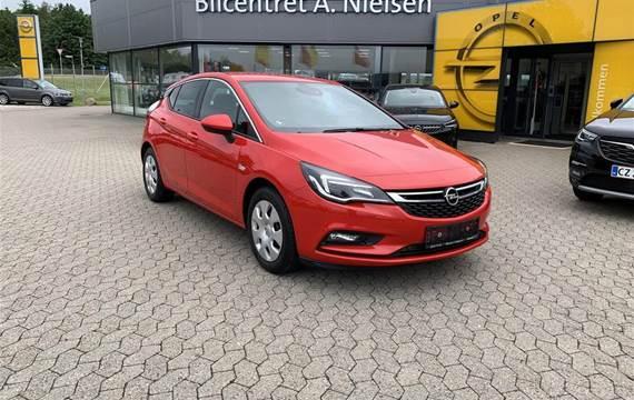 Opel Astra 1,4 Turbo ECOTEC DI Dynamic Start/Stop 150HK 5d 6g