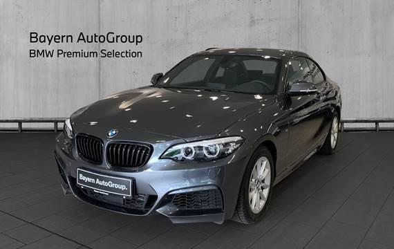 BMW 218i 1,5 Coupé aut.