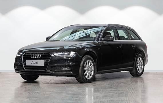 Audi A4 1,8 TFSi 120 Limited Avant