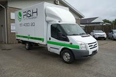 Ford Transit 350L Chassis 2,4 TDCi 140 Trend Alukasse