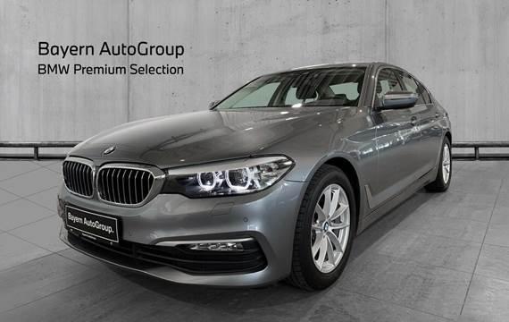 BMW 520d 2,0 aut. ED