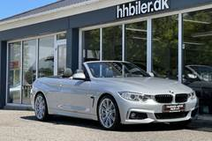 BMW 430i 2,0 Cabriolet aut.