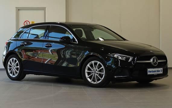 Mercedes A200 1,3 Progressive Premium aut.