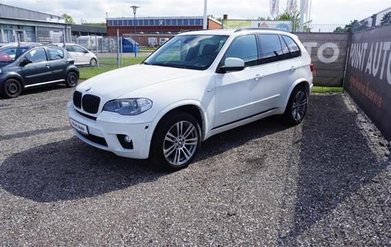 BMW X 5 3,0 BMW X5 40D 3,0 D 4x4 306HK 5d 6g Aut.