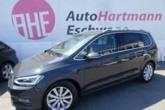 VW Touran TDI Highline DiscPro 7-Sitz Fahrassis