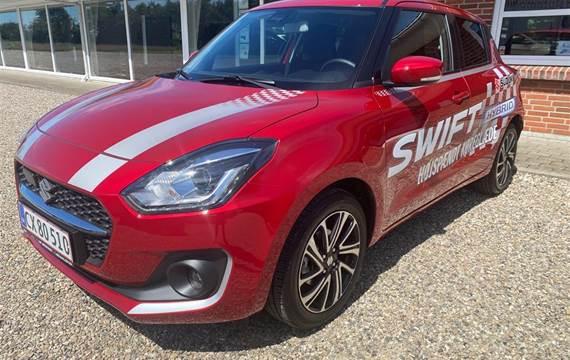 Suzuki Swift 1,2 Dualjet  Mild hybrid Exclusive Hybrid  5d