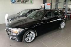 BMW 118d 2,0 aut.