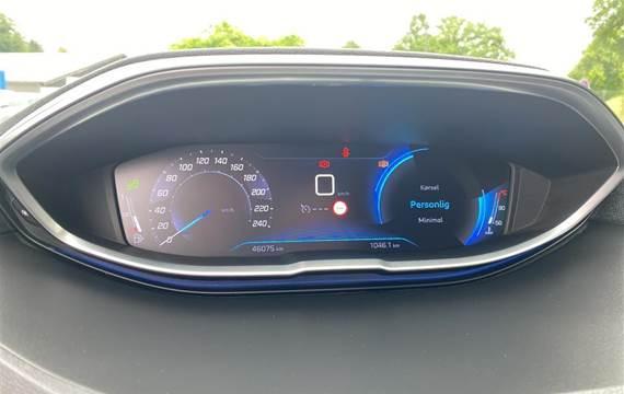 Peugeot 5008 1,6 BlueHDi Allure Start/Stop  6g