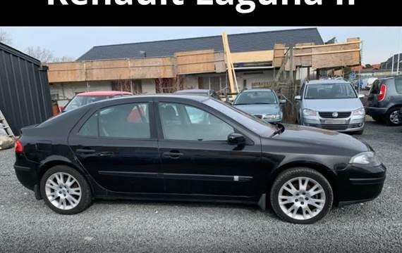 Renault Laguna II 2,0 Dynamique