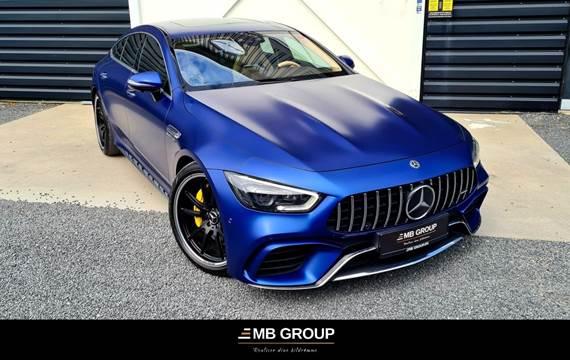 Mercedes AMG GT 63 S 4,0 aut. 4Matic+