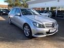 Mercedes C220 2,2 CDi Avantgarde st.car aut. BE