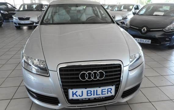Audi A6 2,8 FSi