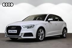 Audi A3 TDi Sport Limited Sportback S-tr.