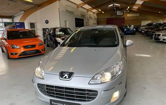 Peugeot 407 1,6 HDi 110 Premium