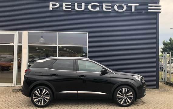 Peugeot 3008 1,5 BlueHDi GT Line EAT8  5d 8g Aut.