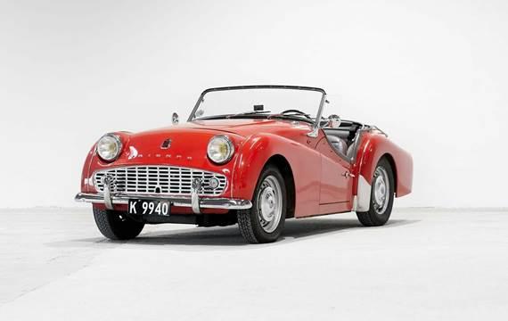 Triumph TR3A 2,2