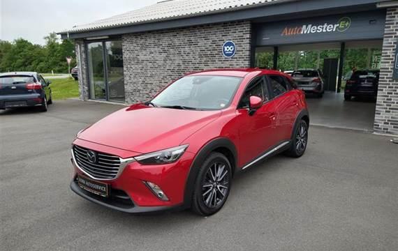 Mazda CX-3 2,0 Skyactiv-G Optimum 120HK 5d 6g