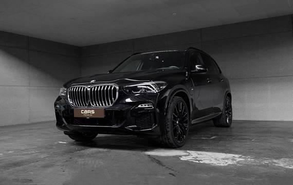 BMW X 5 BMW X5 45e 3,0 Plugin-hybrid M-Sport XDrive Steptronic 399HK 5d 8g Aut.