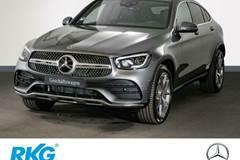 Mercedes GLC300 4M Coupé *AMG*MBUX NAVI*SPUR-PAKET*LED*